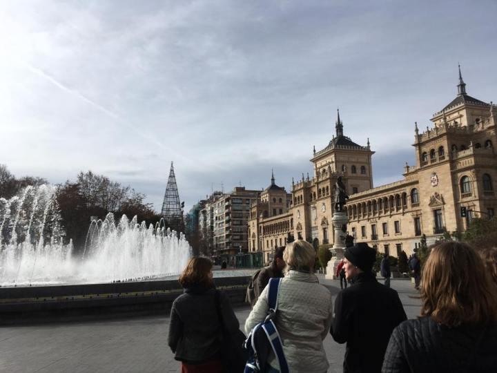 Valladolid- Semana 1